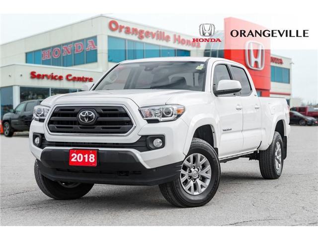 2018 Toyota Tacoma SR5 (Stk: U3057) in Orangeville - Image 1 of 20
