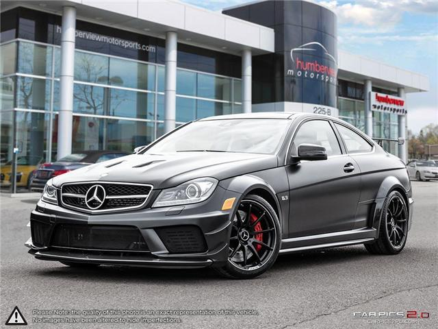 2012 Mercedes-Benz C-Class Base (Stk: 18HMS668) in Mississauga - Image 1 of 29