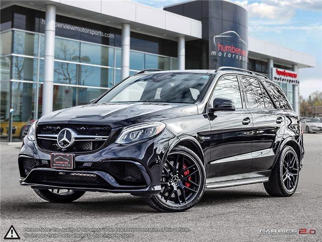 2016 Mercedes-Benz AMG GLE S (Stk: 18HMS665) in Mississauga - Image 1 of 27