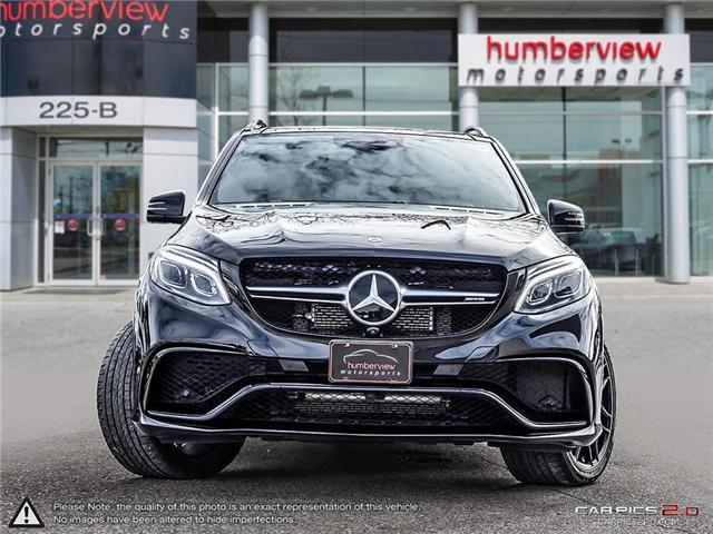 2016 Mercedes-Benz AMG GLE S (Stk: 18HMS665) in Mississauga - Image 2 of 27