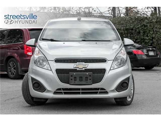 2015 Chevrolet Spark 1LT CVT (Stk: 18KN035A) in Mississauga - Image 2 of 9