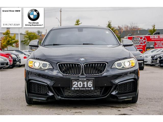 2016 BMW M235i xDrive (Stk: 40736A) in Kitchener - Image 2 of 21