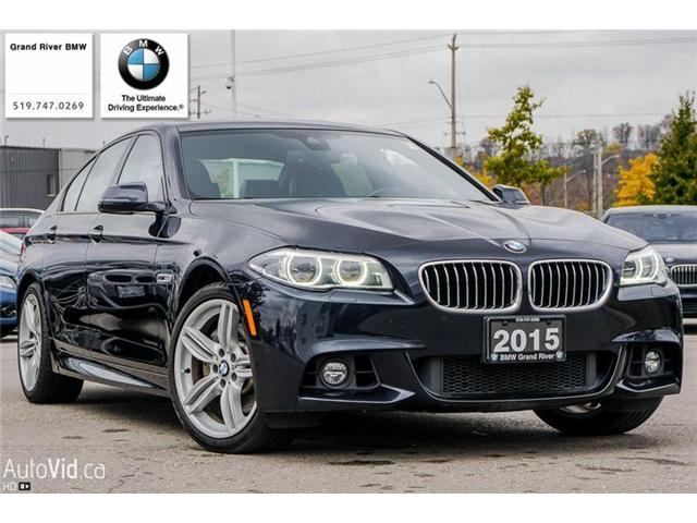 2015 BMW 535d xDrive (Stk: PW4536) in Kitchener - Image 1 of 22
