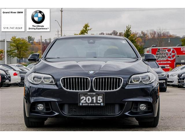 2015 BMW 535d xDrive (Stk: PW4536) in Kitchener - Image 2 of 22
