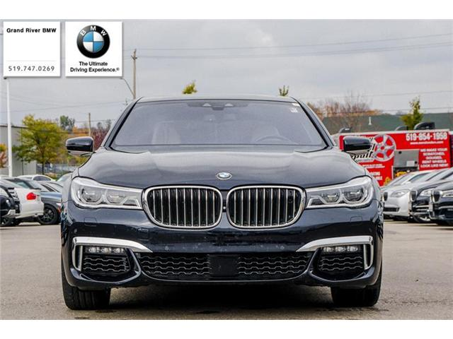 2016 BMW 750i xDrive (Stk: PW4539) in Kitchener - Image 2 of 22