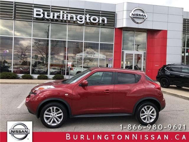 2014 Nissan Juke SV (Stk: X1026A) in Burlington - Image 1 of 18