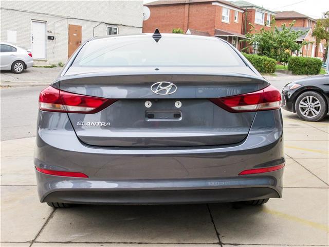 2017 Hyundai Elantra GL (Stk: U06314) in Toronto - Image 5 of 18