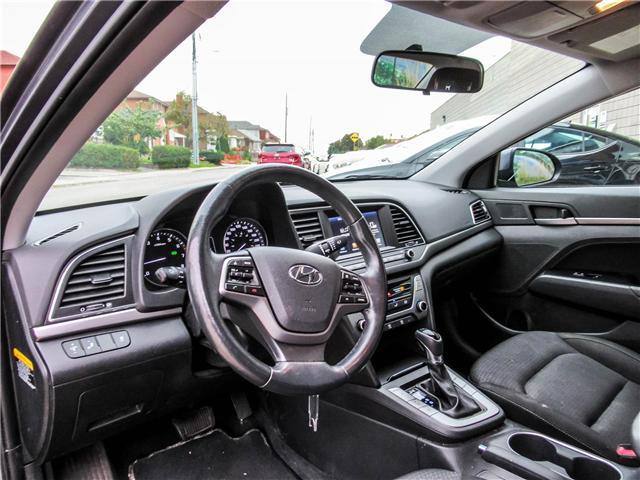 2017 Hyundai Elantra GL (Stk: U06314) in Toronto - Image 8 of 18