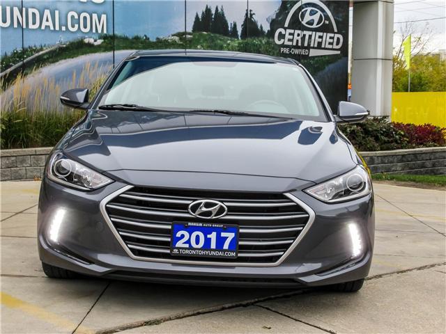 2017 Hyundai Elantra GL (Stk: U06317) in Toronto - Image 2 of 15