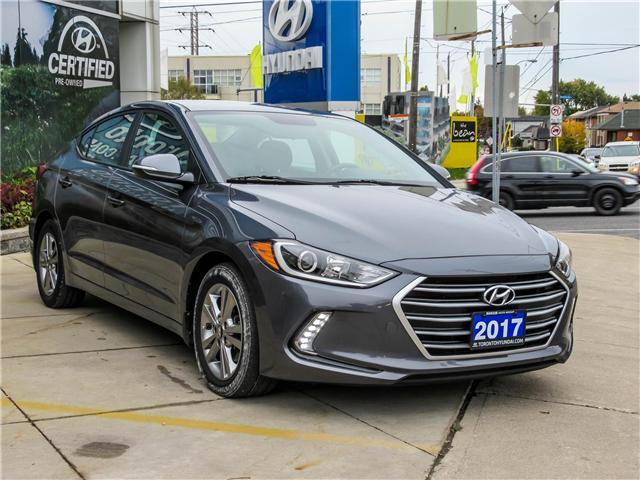 2017 Hyundai Elantra GL (Stk: U06317) in Toronto - Image 3 of 15