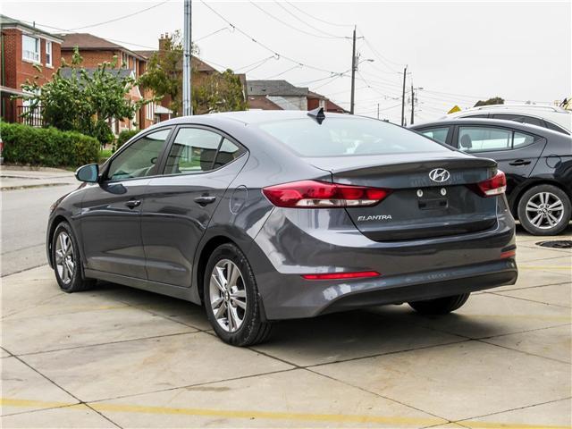 2017 Hyundai Elantra GL (Stk: U06317) in Toronto - Image 6 of 15