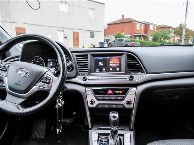2017 Hyundai Elantra GL (Stk: U06317) in Toronto - Image 10 of 15