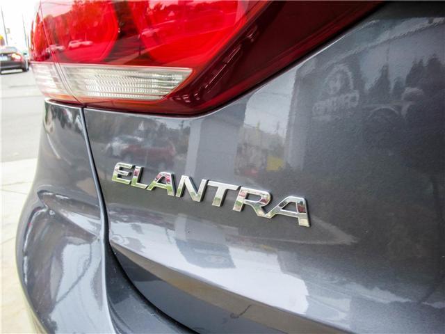 2017 Hyundai Elantra GL (Stk: U06317) in Toronto - Image 11 of 15