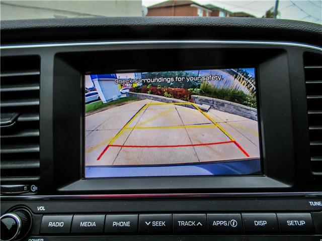 2017 Hyundai Elantra GL (Stk: U06317) in Toronto - Image 14 of 15
