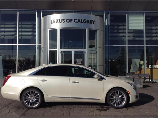 2013 Cadillac XTS Platinum Collection (Stk: 190136B) in Calgary - Image 1 of 7