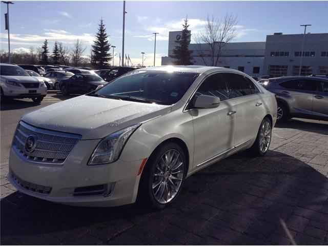2013 Cadillac XTS Platinum Collection (Stk: 190136B) in Calgary - Image 4 of 7