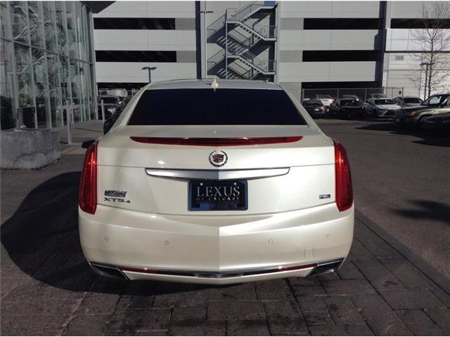 2013 Cadillac XTS Platinum Collection (Stk: 190136B) in Calgary - Image 6 of 7