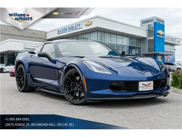 2019 Chevrolet Corvette Grand Sport (Stk: 107660) in Richmond Hill - Image 1 of 19