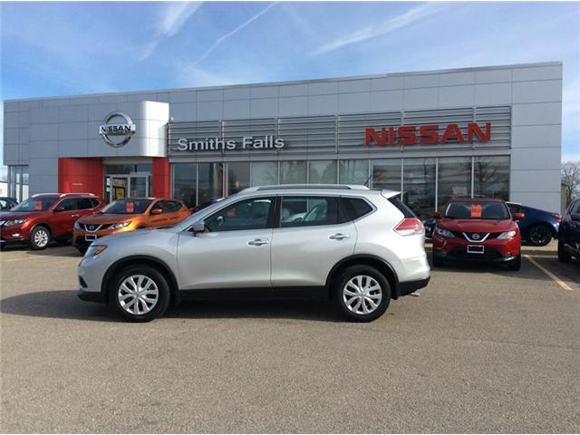 2015 Nissan Rogue S (Stk: 18-364A) in Smiths Falls - Image 1 of 13