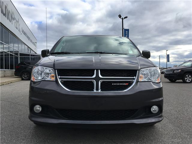2018 Dodge Grand Caravan Crew (Stk: 18-16586RJB) in Barrie - Image 2 of 28