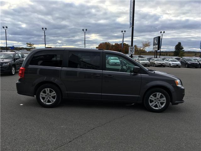 Dodge Dealership Mississauga >> Used 2018 Dodge Grand Caravan Crew for Sale in Toronto   AutoPark Toronto