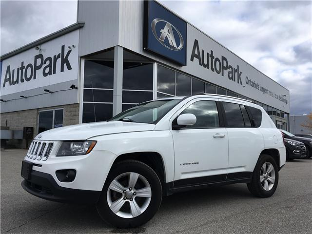 2015 Jeep Compass Sport/North (Stk: 15-08956JB) in Barrie - Image 1 of 23