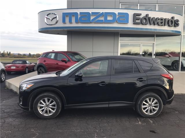 2016 Mazda CX-5 GX (Stk: 21513) in Pembroke - Image 1 of 10