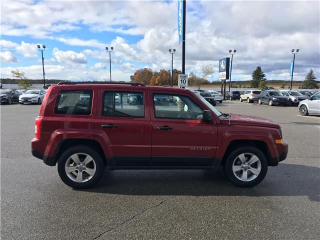 2016 Jeep Patriot Sport/North (Stk: 16-63119JB) in Barrie - Image 4 of 21