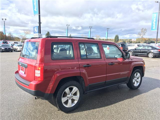 2016 Jeep Patriot Sport/North (Stk: 16-63119JB) in Barrie - Image 5 of 21