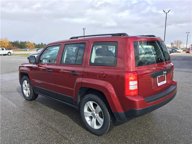 2016 Jeep Patriot Sport/North (Stk: 16-63119JB) in Barrie - Image 7 of 21