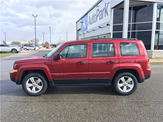 2016 Jeep Patriot Sport/North (Stk: 16-63119JB) in Barrie - Image 8 of 21