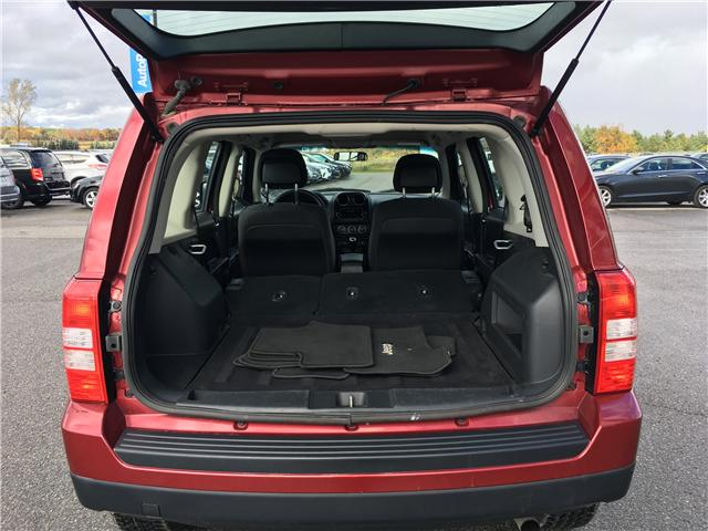 2016 Jeep Patriot Sport/North (Stk: 16-63119JB) in Barrie - Image 14 of 21
