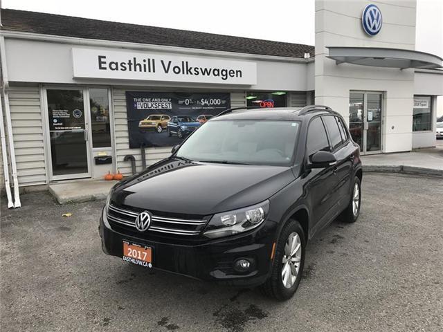 2017 Volkswagen Tiguan Wolfsburg Edition Wolfsburg Edition 2 0t 6sp