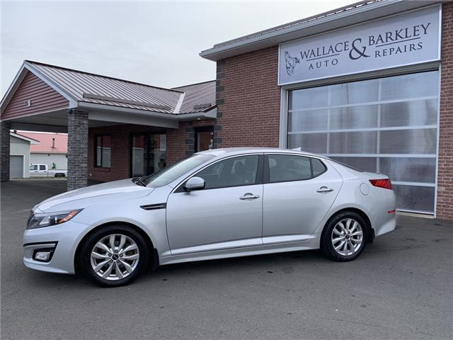 2015 Kia Optima SX (Stk: 624909) in Truro - Image 2 of 7