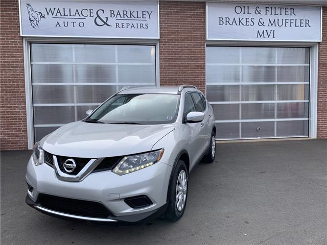 2015 Nissan Rogue S (Stk: 773055) in Truro - Image 1 of 11