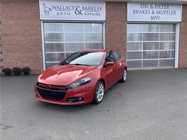 2013 Dodge Dart SXT/Rallye (Stk: 225267) in Truro - Image 1 of 9