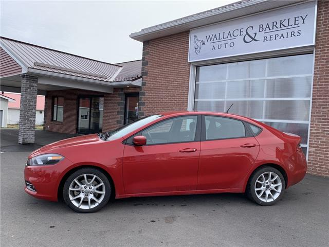 2013 Dodge Dart SXT/Rallye (Stk: 225267) in Truro - Image 2 of 9