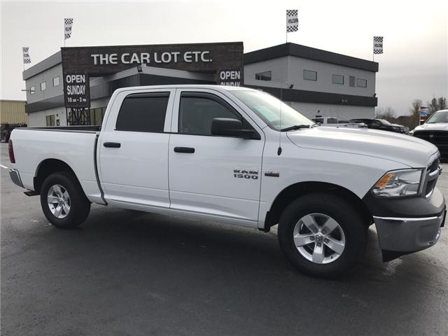 2017 RAM 1500 ST (Stk: 18579) in Sudbury - Image 1 of 12