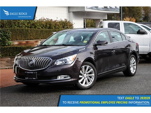 2014 Buick LaCrosse Leather (Stk: 147905) in Coquitlam - Image 1 of 17