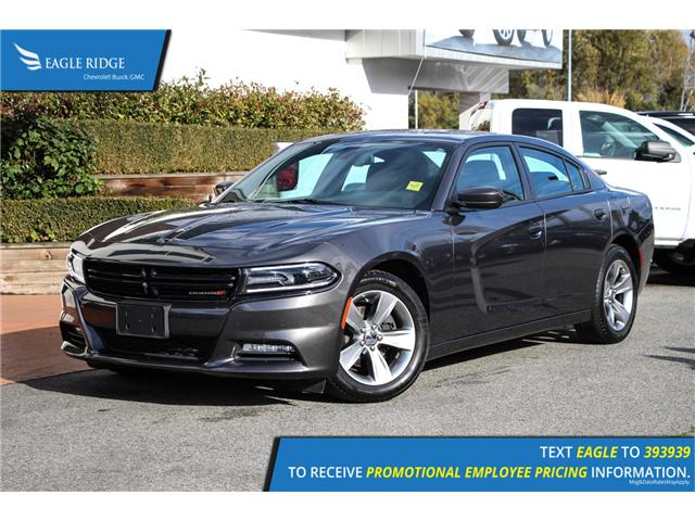 2017 Dodge Charger SXT (Stk: 179078) in Coquitlam - Image 1 of 15