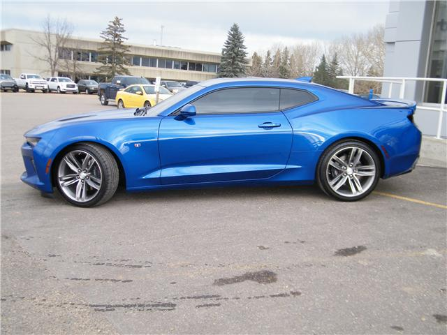 2017 Chevrolet Camaro 2SS (Stk: 51984) in Barrhead - Image 2 of 17
