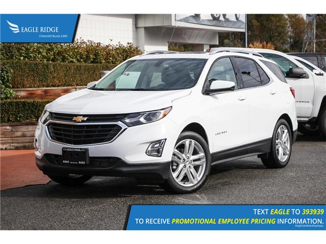 2019 Chevrolet Equinox LT (Stk: 94606A) in Coquitlam - Image 1 of 13