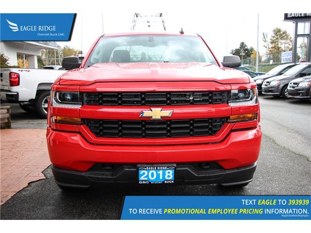 2018 Chevrolet Silverado 1500 Silverado Custom (Stk: 89299A) in Coquitlam - Image 2 of 15