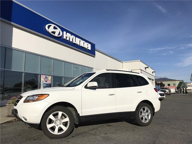 2009 Hyundai Santa Fe Limited (Stk: H89-8887A) in Chilliwack - Image 1 of 14