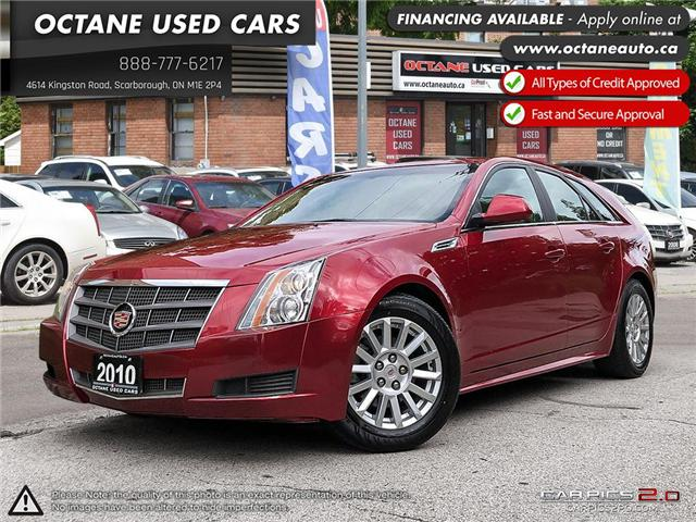 2010 Cadillac CTS 3.0L Base (Stk: ) in Scarborough - Image 1 of 24