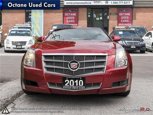 2010 Cadillac CTS 3.0L Base (Stk: ) in Scarborough - Image 2 of 24