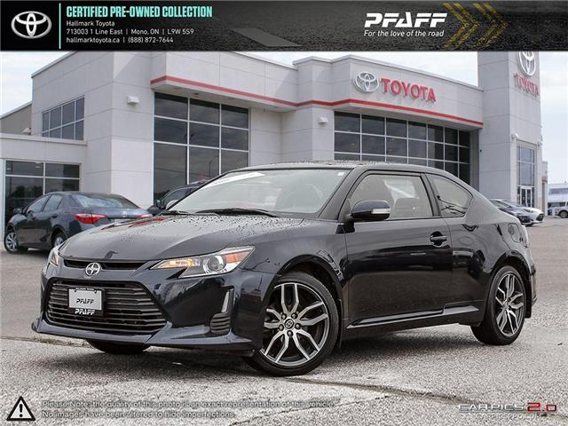 2016 Scion tC 6sp at (Stk: H18564B) in Orangeville - Image 1 of 27