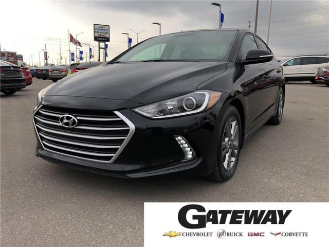 2017 Hyundai Elantra GL|Heated Seats|Rear View Camera|Bluetooth| (Stk: PA17488) in BRAMPTON - Image 1 of 15