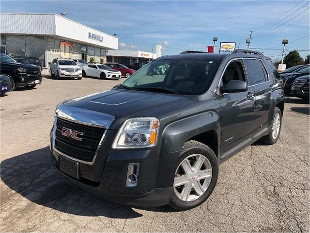 2011 GMC Terrain SLT-AWD-LEATHER-GM CERTIFIED PRE-OWNED-1 OWNER (Stk: P6255) in Markham - Image 2 of 16