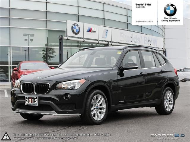 2015 BMW X1 xDrive28i (Stk: DB5433) in Oakville - Image 1 of 25